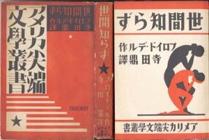 新潮社●アメリカ尖端文学叢書